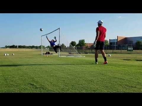 Gk Training Session Sebastian Lutin U12 Roel Martinez Youtube Goalkeeper Training Soccer Keeper Soccer Goalie
