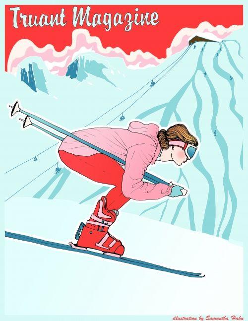 Ski Bunny.