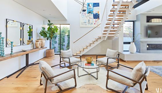 Tour Claire Holt S Light And Alluring California Home Home