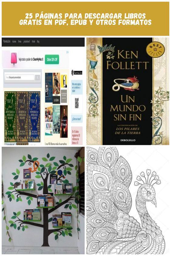 25 Páginas Para Descargar Libros Gratis En Pdf Epub Y Otros Formatos Libros Descargar 25 Páginas Para Descargar Libros Gratis En Pdf Books Book Cover Note Pad