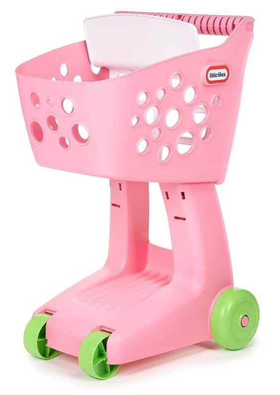 Little Tikes Pink Trolley Is The Perfect Shopping Cart For Little Girls Little Tikes Toys Presentes Para Meninos Little Tikes Presentes Para Criancas Pequenas
