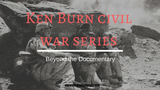 """en Burns' production company, Florentine Films, had a special project in mind for us. They had taken the 16mm film from his Civil War Series and converted it to 4K high definition. Would we create a """"behind the scenes"""" video on the story of just how they did it?."""