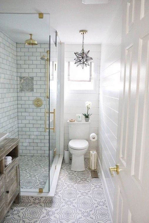 Pin By What Nicole Wore Affordable On Bad Ideen In 2020 Minimalist Small Bathrooms Small Bathroom Remodel Small Bathroom Renovations