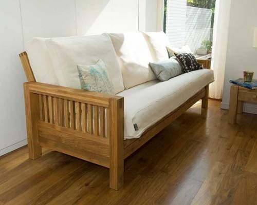 Double 3 Seater Futon For The 2nd Spare Room Project House Pinterest And Mattress