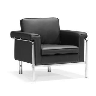 Check out the Zuo 900160 Singular Armchair in Black