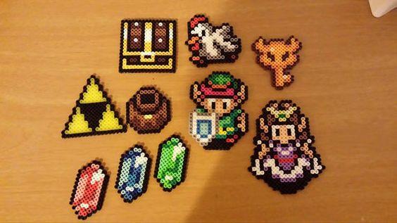 Aimants de Zelda (choisissez n'importe quels 3-4)
