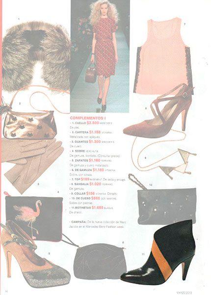 Revista Shop - Marzo  Botineta de cuero código 94/856   Ver en Shop Online: http://www.blaque.com.ar/es/61/2956/calzado/bota-de-cuero.aspx