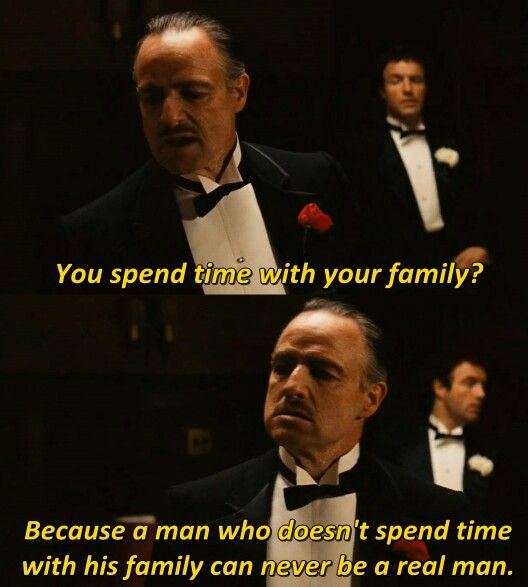 The Godfather Quotes About Family: Pinterest • The World's Catalog Of Ideas