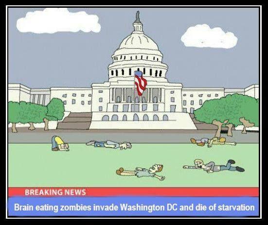 Government Shutdown S Saddest Photo Goes Viral: Government Shutdown Humor