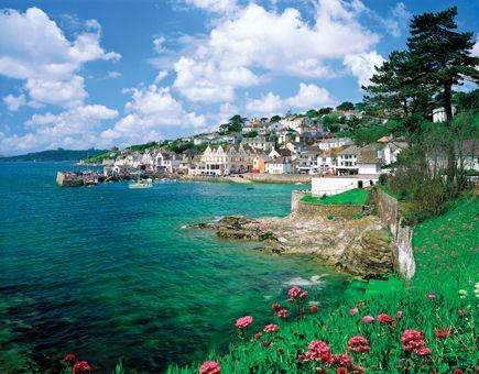 Falmouth - Cornwall, England, United Kingdom