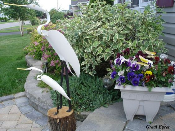 Making yard birds from pvc pipe pvc pipes birds and pipes for How to make pvc pipe birds