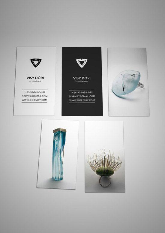 DoriVisy / Jeweler / Identity