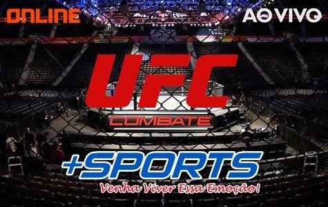 Ufc Combate Online Ao Vivo Ufc Combate Ufc Esportes