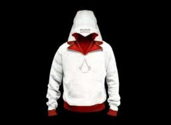 """""""I'm a big Assassin's Creed fan. Can anyone make me an offer for this type of hoodie?"""" - Danielle M  Wish posted on GYO Wish Store"""