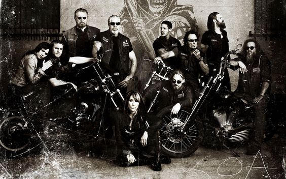 Sons of Anarchy- FX