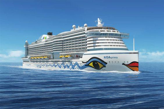 AIDAprima Foto: AIDA Cruises