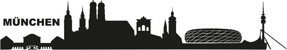 Die bayrische Landeshauptstadt für die Wand: Für all diejenigen, denen es nicht reicht, die Stadt zu besuchen oder dort zu wohnen.  Artikeldetails:  Wunderschönes Wandtattoo, In zwei Größen erhältlich,  Material/Qualität:  Vinylfolie,  Wissenswertes:  Seidenmatte, selbstklebende Folie. Eignet sich für Feinputz, Raufaser, Tapeten, Glas, Fliesen,Holz, Kunststof fund viele andere saubere, silikon ...