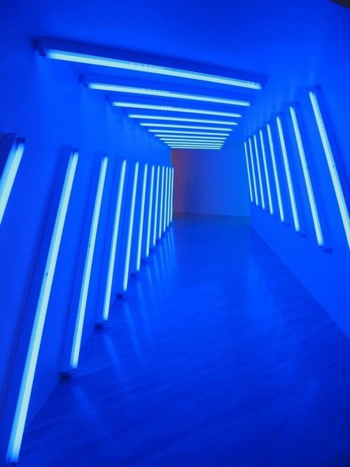 Imagem de blue, neon, and light