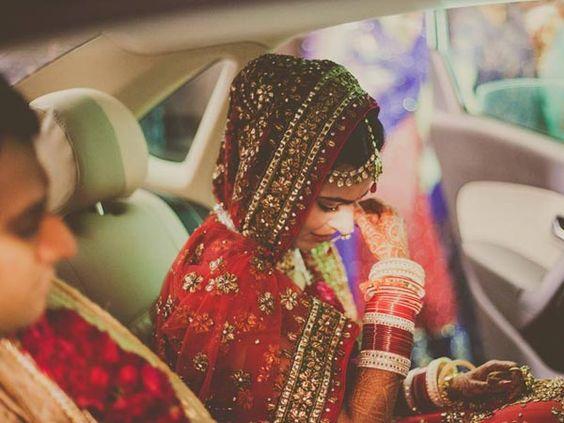 Significance of Vidaai Ceremony in Indian Wedding