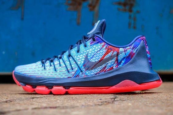 """Nike KD 8 """"USA"""" (4th of July) Detailed Pictures & Release Info"""