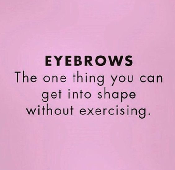 Quotes About People Who Notice: & EYEBROW QUOTES