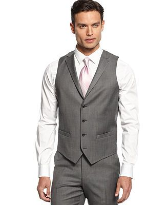 High-Quality Men's Suit Vest, Wedding Waistcoat Vest, Casual Vest