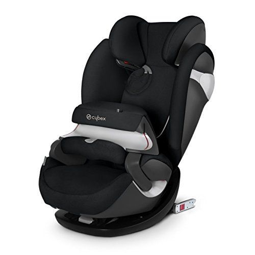 Cybex Pallas M Fix Silla De Coche Grupo 1 2 3 9 36 Kg 9 Meses 12 Anos Con Isofix Color Stardust Black Coleccion 2017 With Images Car Seats Toddler Car Seat Baby Car Seats
