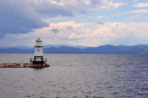 There is a giant sucking sound coming off Lake Champlain.  It's the sound of…