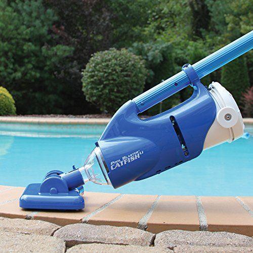 Water Tech Pool Blaster Catfish Li Pool Cleaning Swimming Pool Vacuum Best Pool Vacuum
