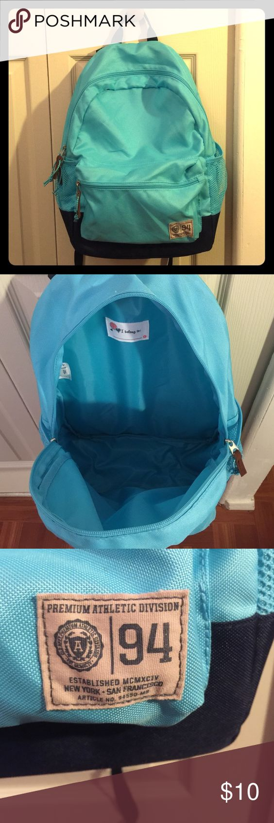 Old Navy Backpack Nice practically new.  Perfect for school, work or a travel pack. Old Navy Bags Backpacks