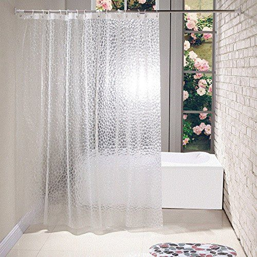 Amazon Com Wimaha Heavy Duty Waterproof Bath Curtain Mildew Free