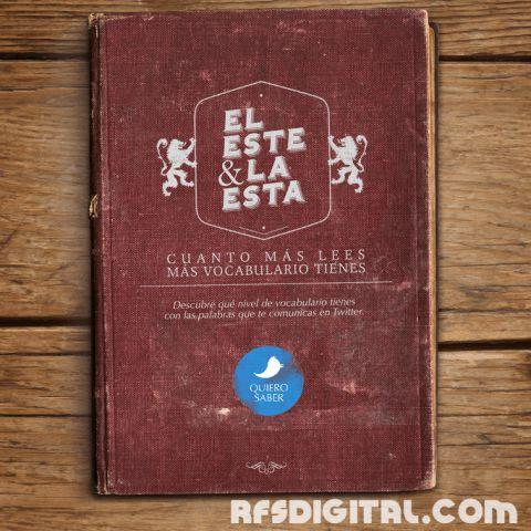 ElEsteyLaEsta.cl - Mide nuestro vocabulario vía twitter