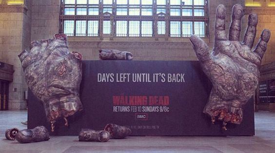 Walking Dead countdown. 13 more days!!!!!!!!!!!!:P