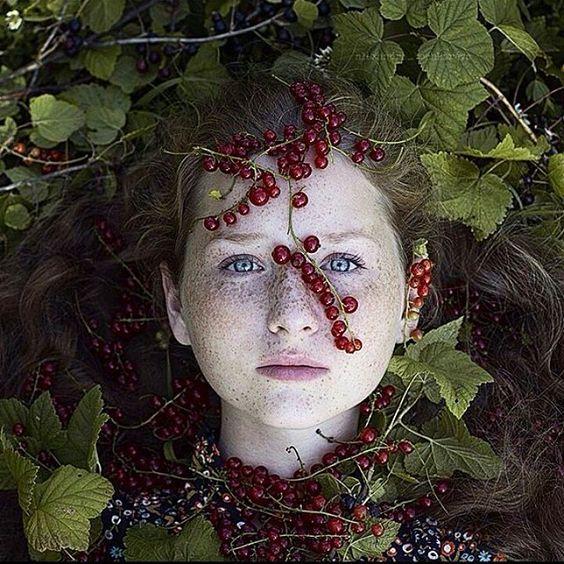 Eyes ~ photo by Alexandra Bochkareva