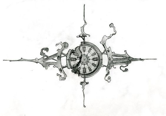 Line Drawing Clock : Pinterest the world s catalog of ideas
