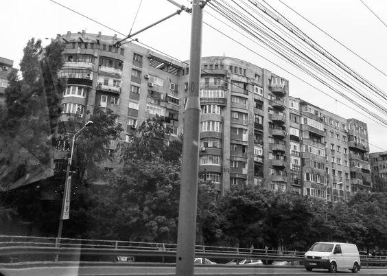 Bucharest Architecture Communism