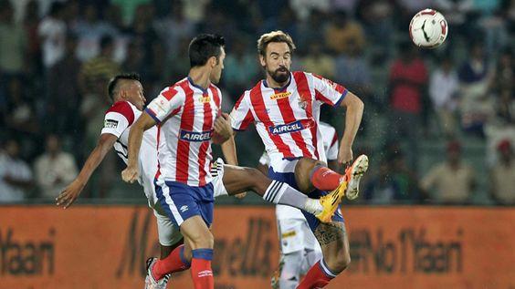 Match 5: NorthEast United FC vs Atlético de Kolkata - Photos ISL
