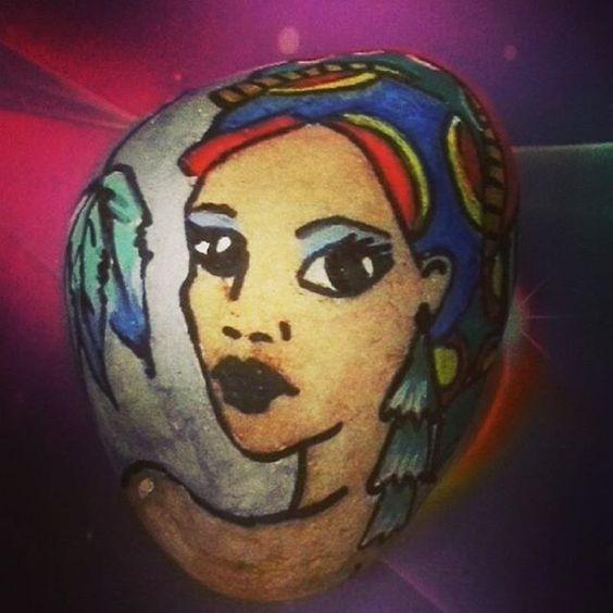#artbyyatiejoy  #arts #art #stoneart