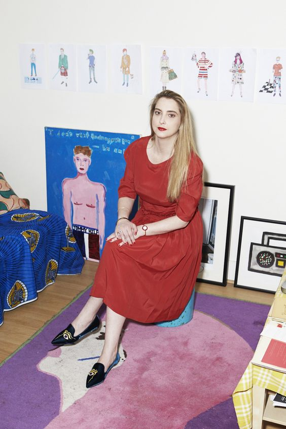 Daisy de Villeneuve shares her 10 Rules of Style on #TheStyleReport #MATCHESFASHION