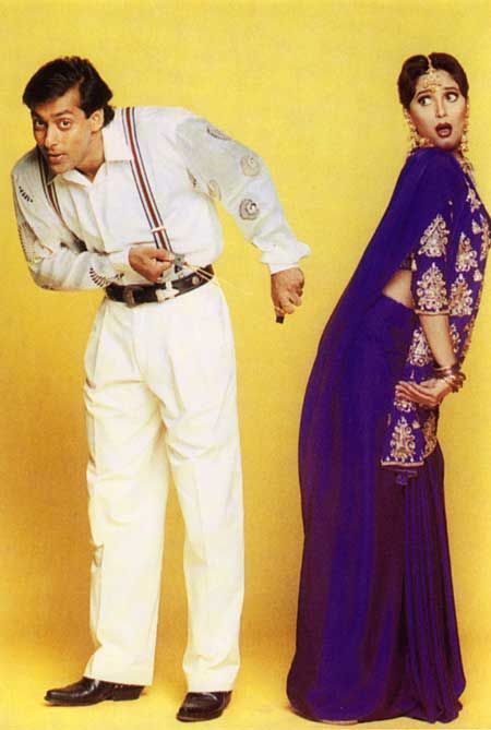 Watch 'Didi Tera Devar Deewana' from 'Hum Aapke Hain Koun!' starring #MadhruDixit and #SalmanKhan