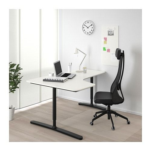 Bekant Corner Desk Left White 63x43 1 4 Ikea Ikea Bekant Ikea Bekant Desk Ikea