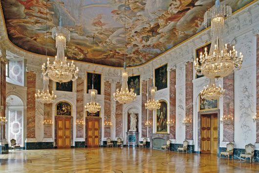 Rittersaal von Schloss Mannheim