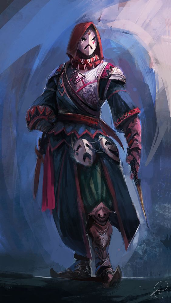 Assasin Concept by JasonTN.deviantart.com on @DeviantArt