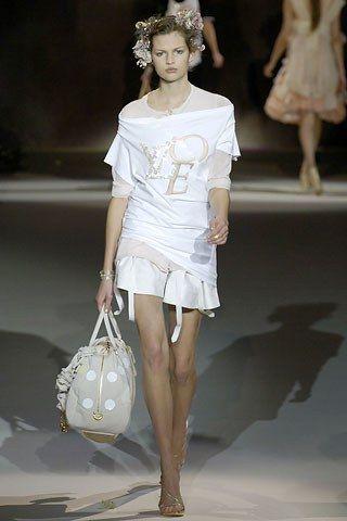 Louis Vuitton Spring 2007 Ready-to-Wear Fashion Show - Bette Franke