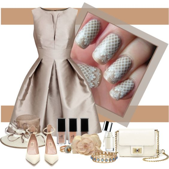 """""""Nail - Contest"""" by lamani on Polyvore"""