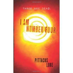 I Am Number Four (Lorien Legacies)