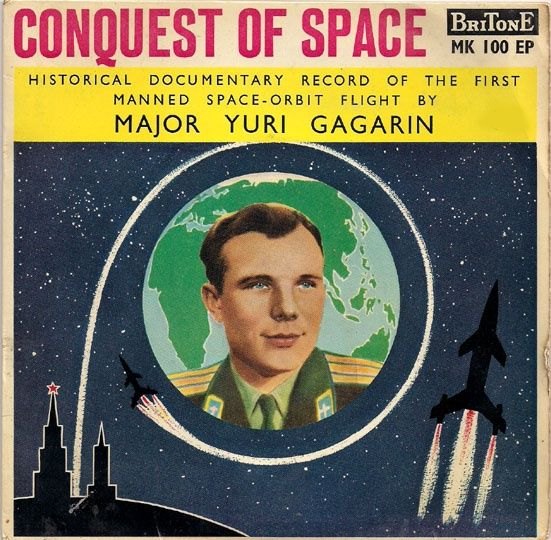 Conquest of Space - Major Yuri Gagarin