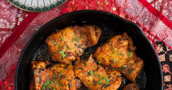 Moroccan Chicken | Recipe | Moroccan Chicken, Chicken Paprika and Chicken