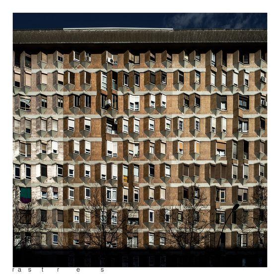 Habitatges Meridiana, 1959-1965 MBM Arquitectes