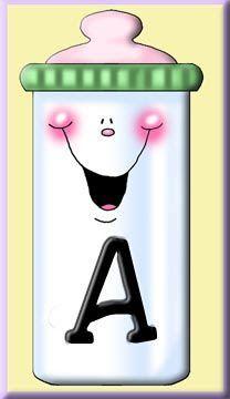 Алфавит - AngelOlenka - Álbuns da web do Picasa